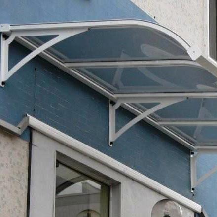 coperture per tettoie in policarbonato